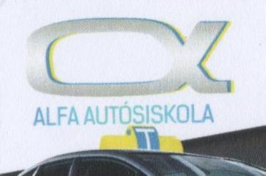 Alfa Autósiskola Kft